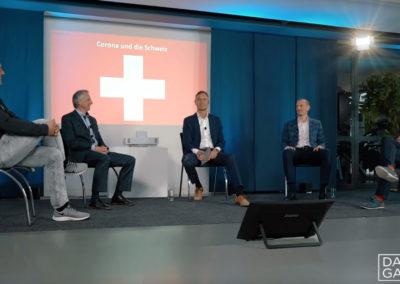 Dr. Daniele Ganser: Corona und die Schweiz